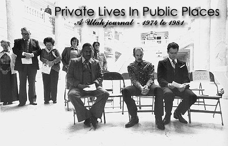 Private Lives in Public Places cover